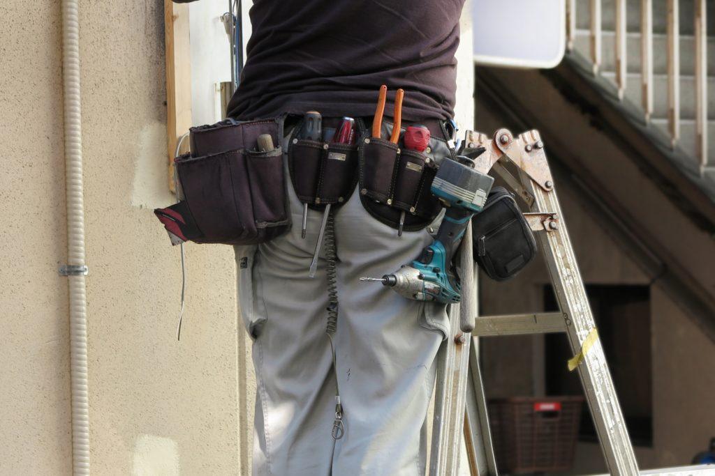 安全に電気を使い続けるための定期点検について画像