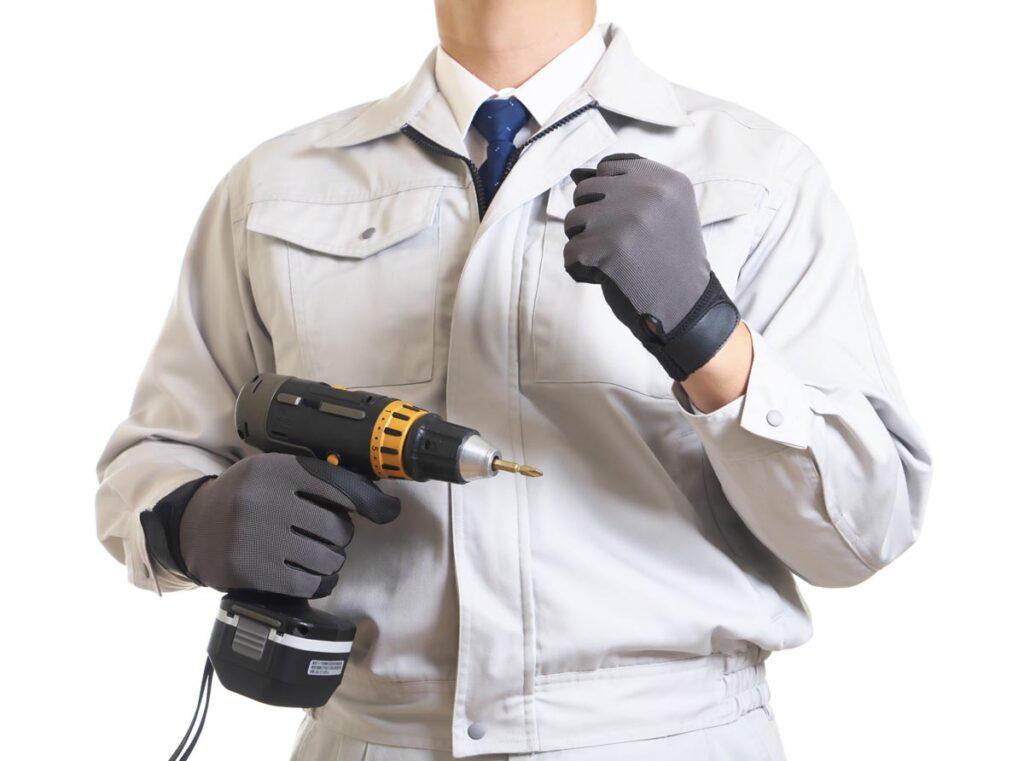 電気配線工事はプロに任せるのが安心画像